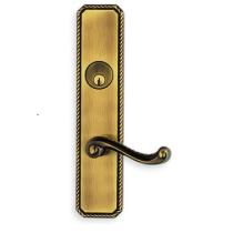 D24570 Omnia Deadbolt Lockset