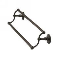 "Deltana R Traditional Series 24"" Double Towel Bar R2006"