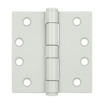 "Deltana 4"" x 4"" Square Corner Heavy Duty Steel Hinges S44HD"