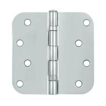 "Deltana 4"" x 4"" Radius Corner Ball Bearing Residential Steel S44R4BB/S44R5BB"