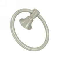 "Deltana 88 Contemporary Series 6"" Towel Ring 88TR6"