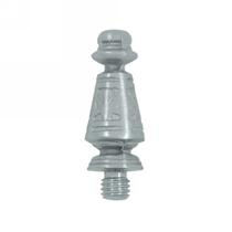 Deltana Solid Brass OrnateTip Finial