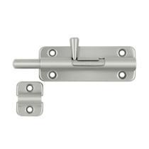 Deltana SB35 Stainless Steel Spring Bolt 3 1/2 inch