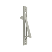"Deltana EP6125-15 Heavy Duty Edge Pull 6-1/4"" Satin Nickel"