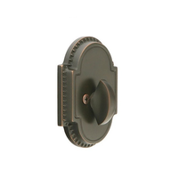 Emtek 8559 Knoxville Single Sided Deadbolt Oil Rubbed Bronze (US10B)