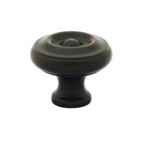 Emtek Brass Waverly Cabinet Knob 86114, 86115, 86201