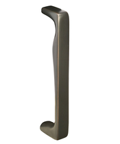 Emtek Brass Zeus Door Pull Oil Rubbed Bronze 86183