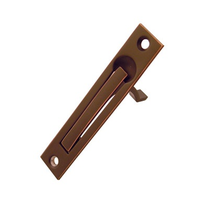 Emtek Edge Pull Oil Rubbed Bronze (US10B)