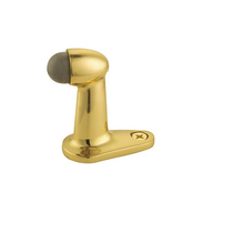 Emtek Goose Style Door Stop Polished Brass (US3)