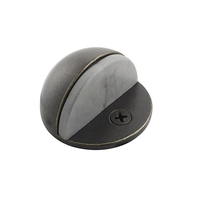 Emtek Half Dome Door Stop Medium Bronze Patina (MB)