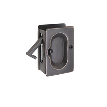 Emtek Passage Pocket Door Lock Oil Rubbed Bronze (US10B)