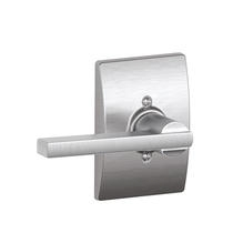 Schlage F170LAT626CEN Latitude Single Dummy Door Lever Set with Century Rose