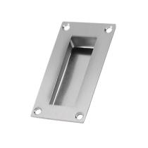 Deltana FP155-32D Stainless Steel Flush Pull