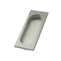 Deltana FP4134-15 Large Flush Pull Satin Nickel
