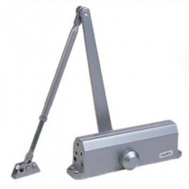 Pamex Heavy Duty GC8700 Series Door Closer shown in Aluminum (AL)