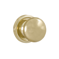 Weslock Impressa 605I Dummy Polished Brass (3)