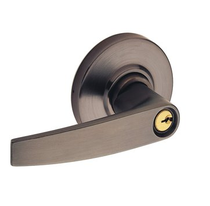 Schlage Commerical AL Series Jupiter Keyed Entry (AL53PD) in Oil Rubbed Bronze