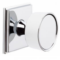 Baldwin Estate K008.260 Door Knob Set Polished chrome