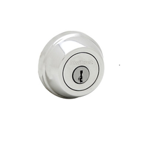 Kwikset 780-SMT 26 Polished Chrome