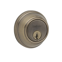 Kwikset 816-SMT 5 Antique Brass