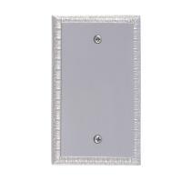 Brass Accents M05-S75X0-619 Egg & Dart Single Blank Plate
