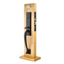 Emtek Harrison Mortise Handleset Oil Rubbed Bronze (US10B)