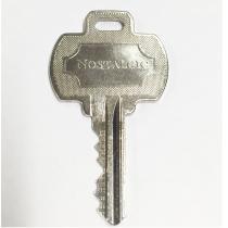 Nostalgic Warehouse 705131 Key Blank for Deadbolt