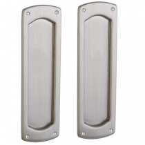 Baldwin Estate PD007.PASS Palo Alto Passage Sliding Pocket Door Set