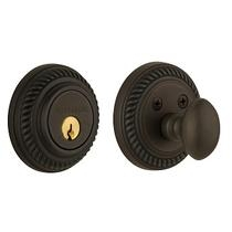 Nostalgic Warehouse ROPSGL Rope Single Cylinder Deadbolt