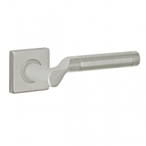 Fusion Stainless Steel Euro-Trim Collection 3020 Lever with Square Rose BSS