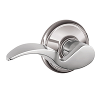 Schlage Avanti F10 Ava Passage 625 Bright Chrome