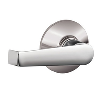 Schlage Elan F10 Ela Passage 625 Bright Chrome