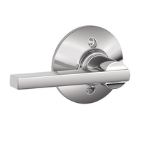 Schlage Latitude F170 LAT Dummy 625 Bright Chrome