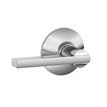 Schlage Latitude F10 Lat Passage 625 Bright Chrome
