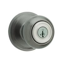 Weiser GA531P-15aS SmartKey Entry Antique Nickel