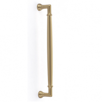 "Emtek Westwood Appliance Pull - 12"" or 18"" (86912,86913) Satin Brass"