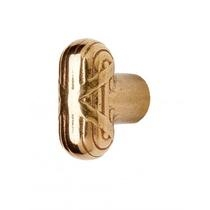 Rocky Mountain CK474 Ribbon and Reed Cabinet Knob