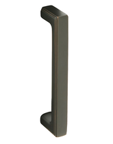 Emtek Brass Wilshire Door Pull Oil Rubbed Bronze 86078