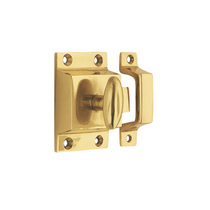 Nostalgic Warehouse Brass Flush Catch Antique Brass (AB)