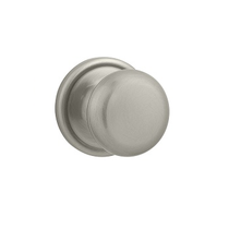 Weiser GCA101H Passage 15 Satin Nickel