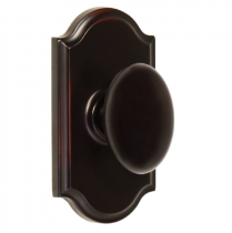 Weslock 1700J Passage with Premiere Rose Oil Rubbed Bronze