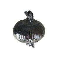 Emenee LU1231 Onion Cabinet Knob in Gun Metal Finish (GUN)