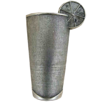 Emenee LU1258 Mai Tai Cabinet Knob shown in Warm Pewter (WPE)