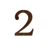 """Rocky Mountain ITC Bookman House Numbers (4"""")"""