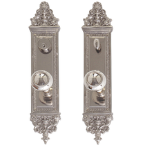 "Brass Accents Renaissance Collection Apollo Deadbolt Plate (3-5/8"" x 18"")"