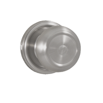 Weslock Savannah 605Z Dummy Satin Nickel (15)
