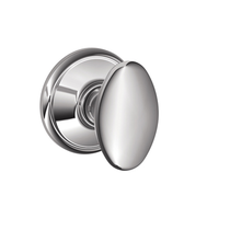 Schlage F10 Sie Passage Bright Chrome 625