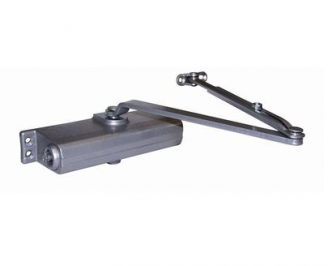 LCN 1261 Surface Mounted Door Closer in Aluminum (689)