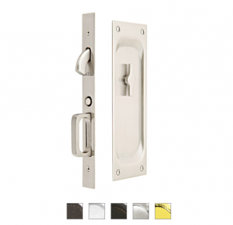 Emtek 2105 Privacy Pocket Door Mortise Lock