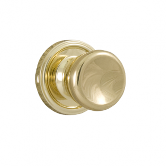 Weslock 610-O Privacy Polished Brass (3)